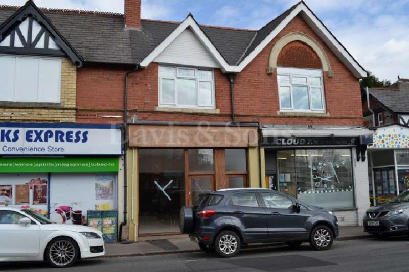 1 Bedroom Shop Commercial for sale in Stow Hill, Newport, Gwent. NP20 4HA