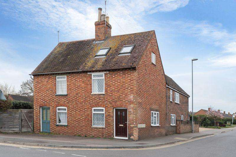 3 Bedrooms Semi Detached House for sale in Bedford Road, Marston Moretaine