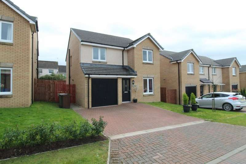 4 Bedrooms Detached House for sale in Sycamore Way, Stewarton, KA3