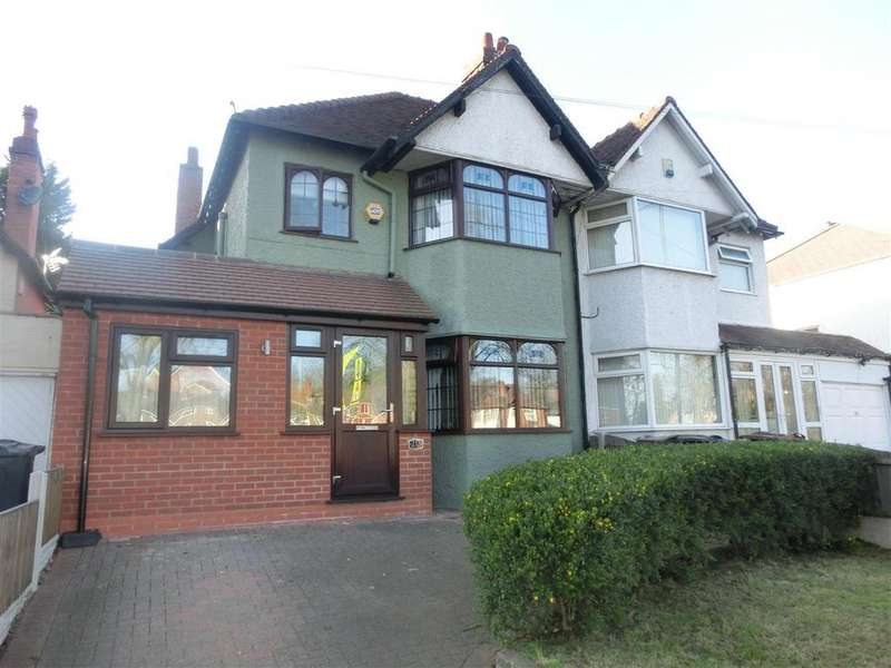 3 Bedrooms House for sale in Stoney Lane, Birmingham