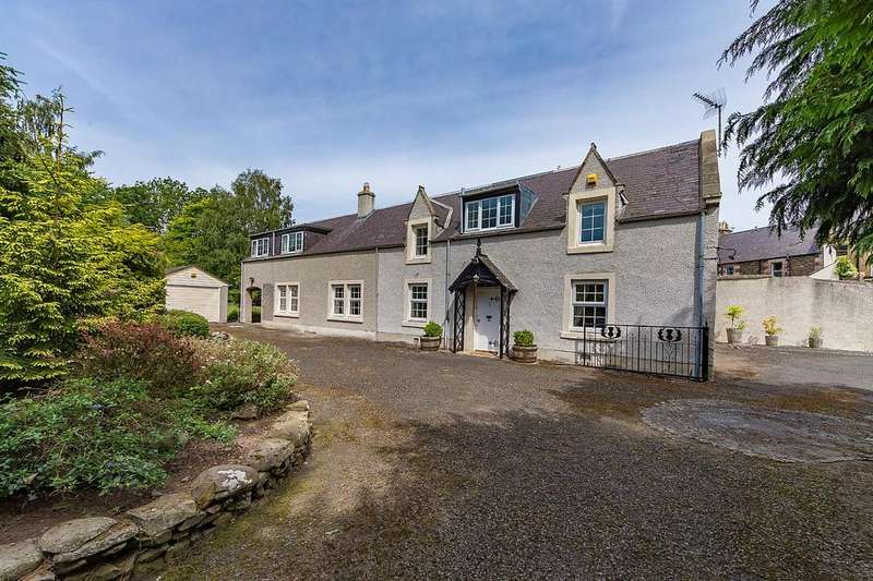 4 Bedrooms Detached House for sale in Thistle Cottage, Station Road, Earlston TD4 6BZ