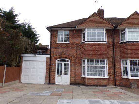 3 Bedrooms Semi Detached House for sale in Wintersdale Road, Off Uppingham Road, Leicester, LE5 2GJ