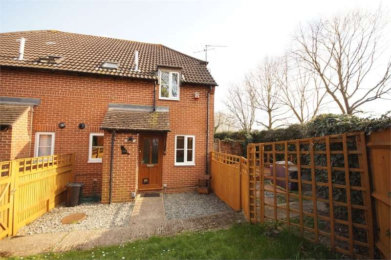 1 Bedroom End Of Terrace House for sale in Bosham Close, Lower Earley, Reading, Berkshire