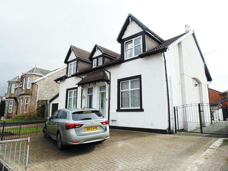 4 Bedrooms Semi-detached Villa House for sale in Round Riding Road, Dumbarton G82
