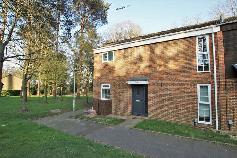 3 Bedrooms End Of Terrace House for sale in Oakengates, BRACKNELL, Berkshire