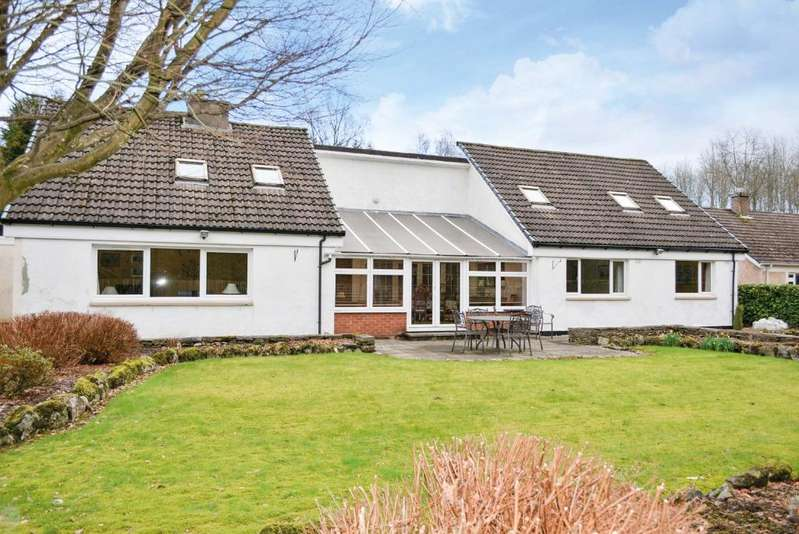 4 Bedrooms Detached Bungalow for sale in 3 Molendhu Road, Callander, Stirling, FK17 8LU