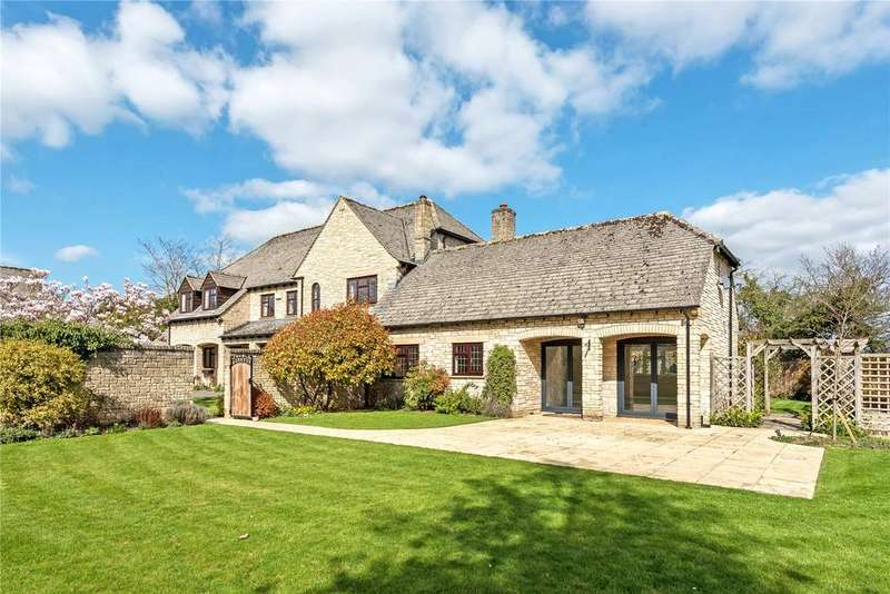 5 Bedrooms Detached House for sale in Cornfield House, Woodstock, OX20