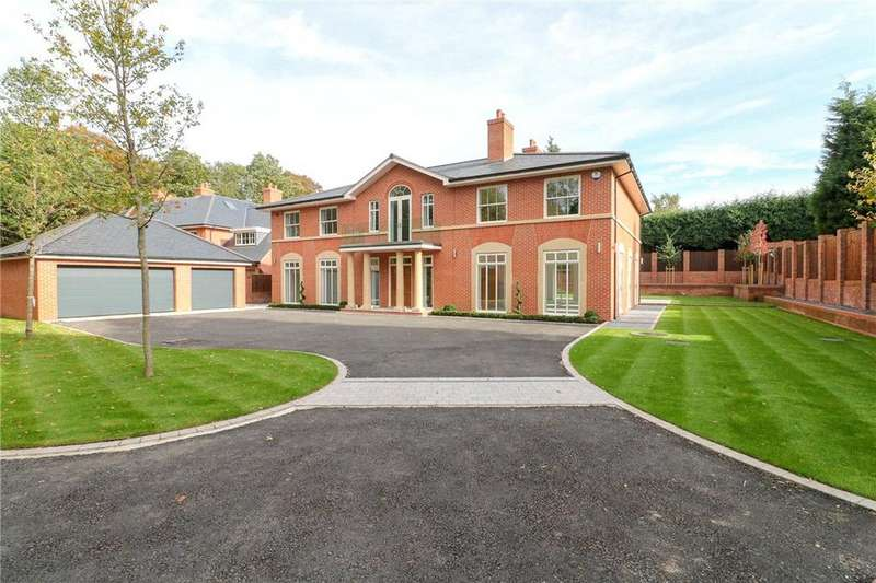 5 Bedrooms Detached House for sale in Roman Lane, Sutton Coldfield, West Midlands, B74