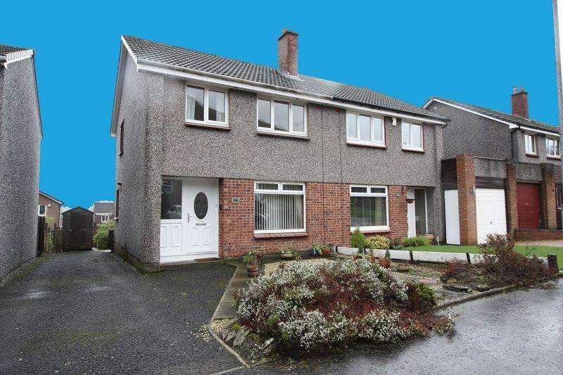 3 Bedrooms Semi Detached House for sale in 16 Walnut Park, Tillicoultry