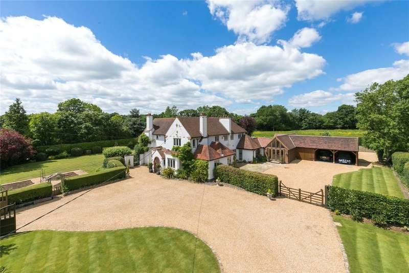 5 Bedrooms Detached House for sale in Darrs Lane, Northchurch, Berkhamsted, Hertfordshire, HP4