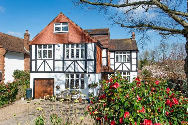 6 Bedrooms Detached House for sale in The Meadway, Chelsfield Park, Orpington, BR6