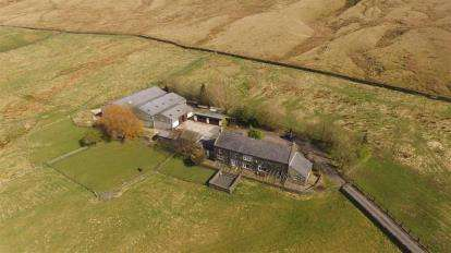 4 Bedrooms Equestrian Facility Character Property for sale in Sisley Lane, Todmorden, West Yorkshire, OL14