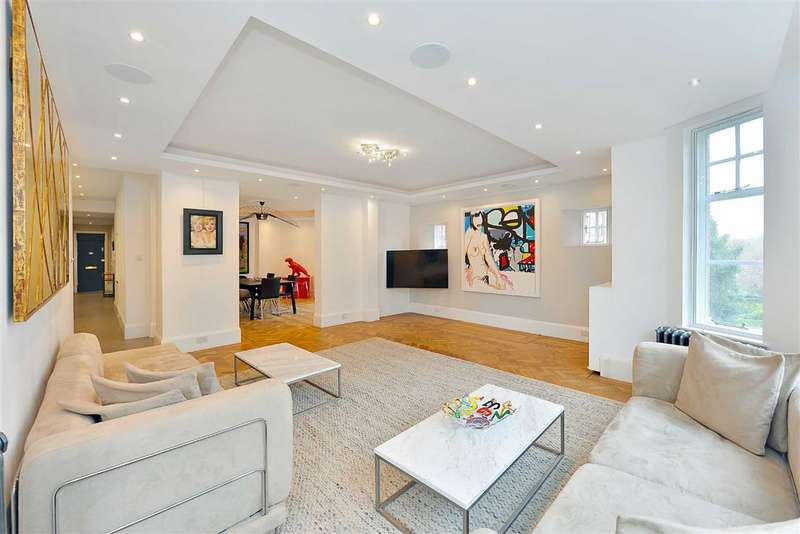 4 Bedrooms Flat for sale in Clive Court, London, W9
