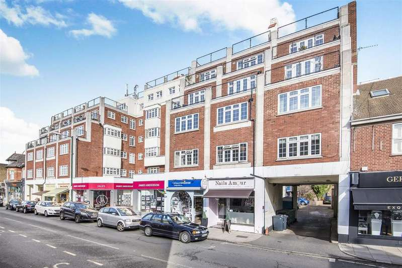 1 Bedroom Flat for sale in Seaforth Lodge, Barnes, SW13