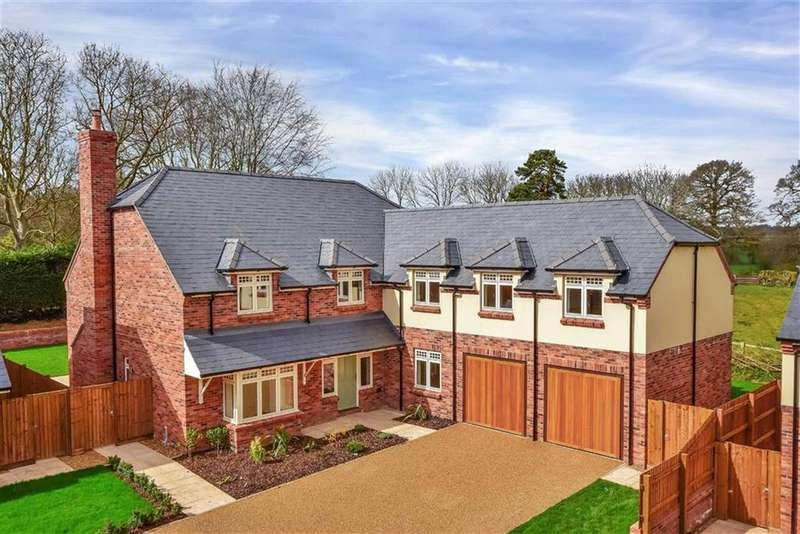 5 Bedrooms Detached House for sale in Main Street, Main Street, Marston Trussell, Northamptonshire