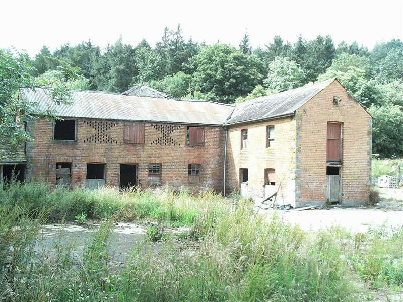 4 Bedrooms Barn Conversion Character Property for sale in Barns A,B,C, Kerry, Newtown, Powys, SY16