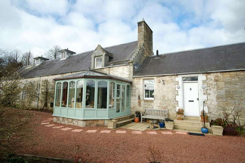 5 Bedrooms Terraced House for sale in The Garden House, Hartrigge, Jedburgh TD8 6TF