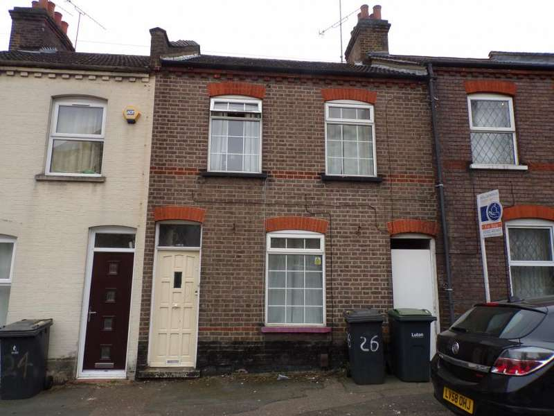 3 Bedrooms Terraced House for sale in Luton, LU1