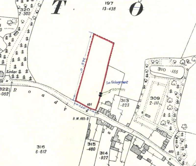 Land Commercial for sale in Land At, Park Road, Toddington