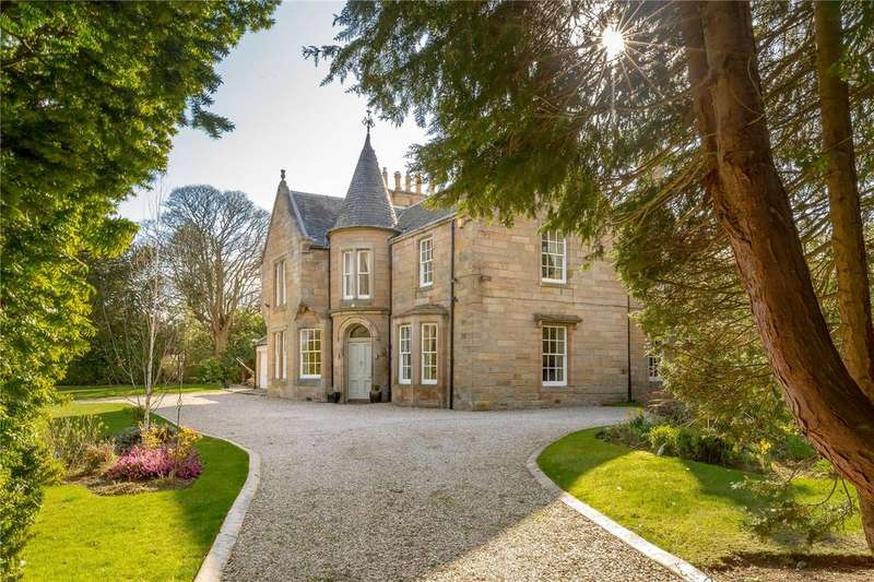 5 Bedrooms Detached House for sale in Bonaly Farmhouse, Bonaly Road, Edinburgh