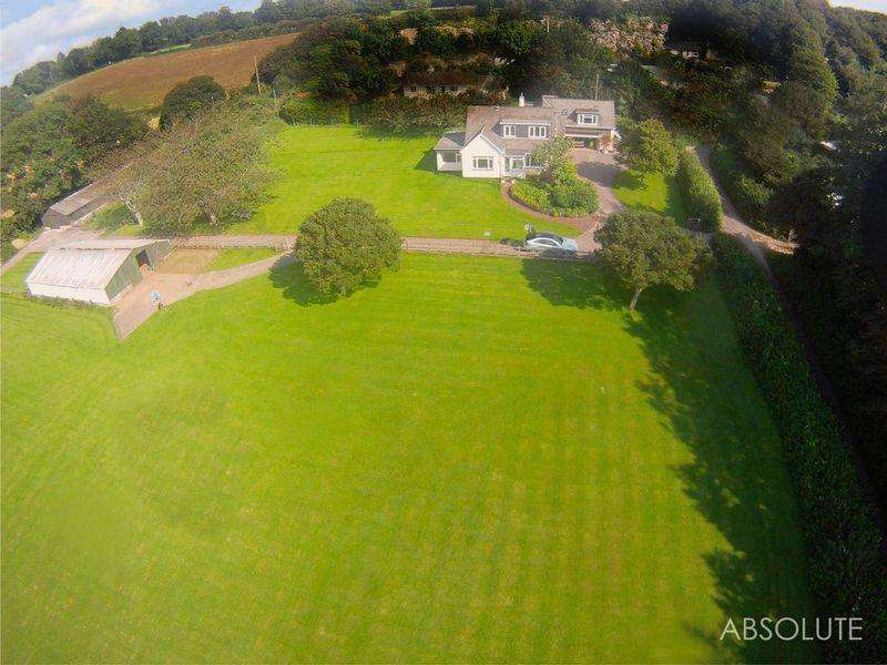 5 Bedrooms Equestrian Facility Character Property for sale in Marldon South Hams