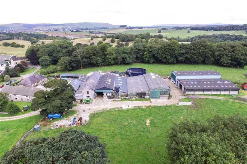 4 Bedrooms Land Commercial for sale in Cowdale, Buxton, Derbyshire