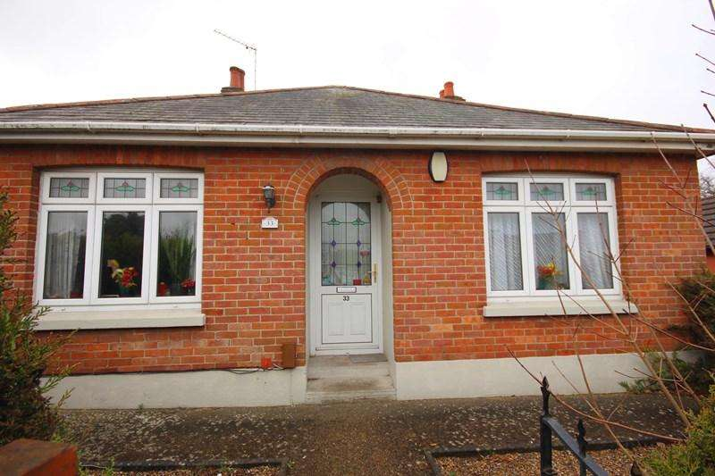 2 Bedrooms Detached Bungalow for sale in High Howe Lane, Bournemouth