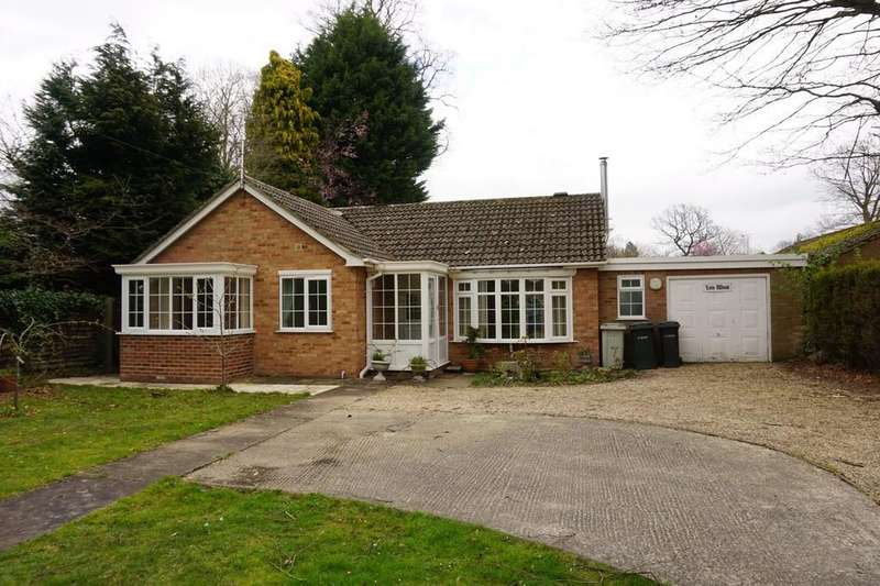 3 Bedrooms Detached Bungalow for sale in Tattershall Road, Woodhall Spa