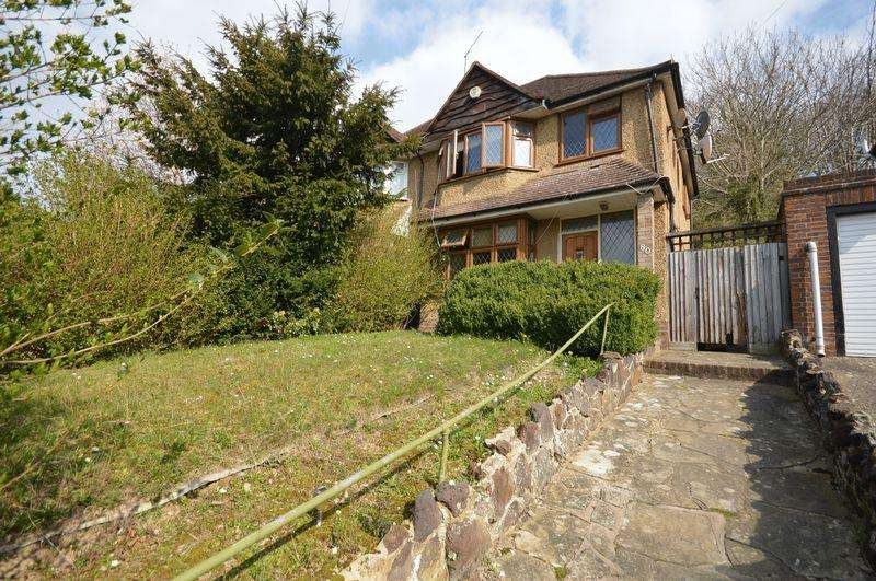 3 Bedrooms Semi Detached House for sale in Wardown Crescent