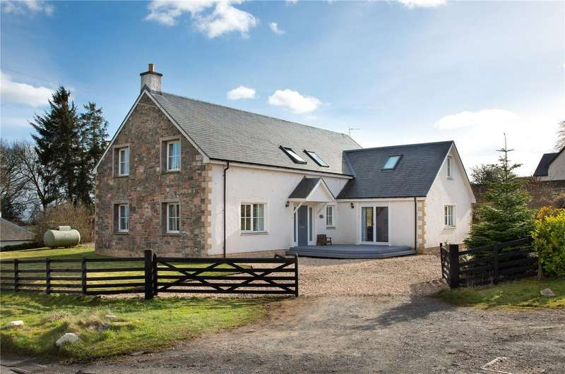 5 Bedrooms Detached House for sale in Trimontium View, Midlem, Roxburghshire, TD7