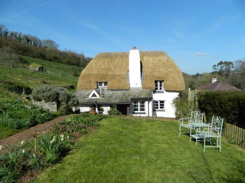 3 Bedrooms Detached House for sale in Church Lane, Stokeinteignhead, Stokeinteignhead Newton Abbot, Devon, TQ12