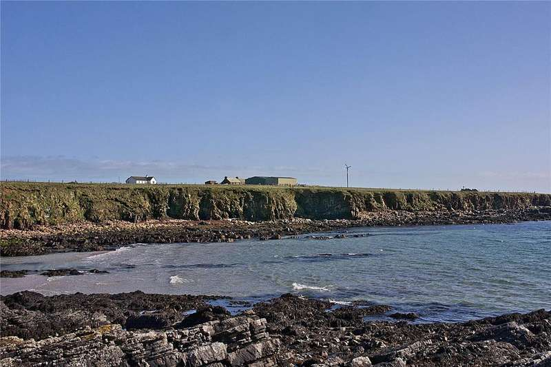 3 Bedrooms Farm Commercial for sale in Green Farm, Eday, Orkney, KW17