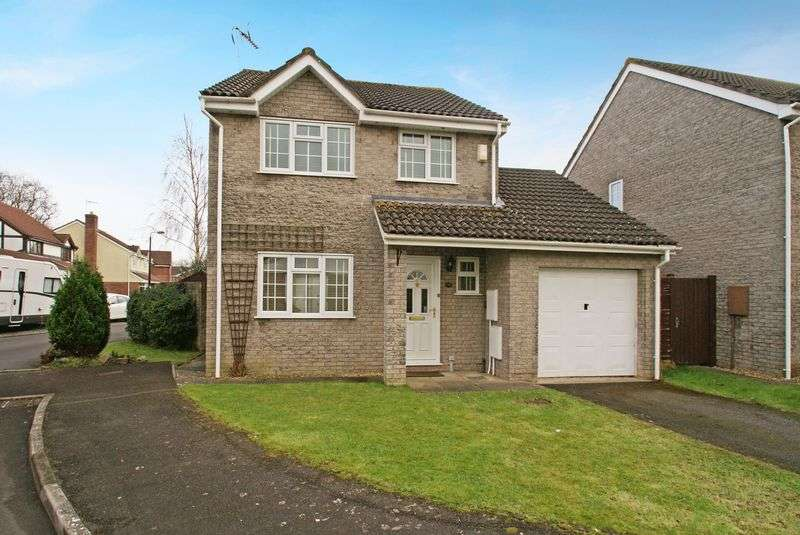 3 Bedrooms Property for sale in Vynes Way, Nailsea