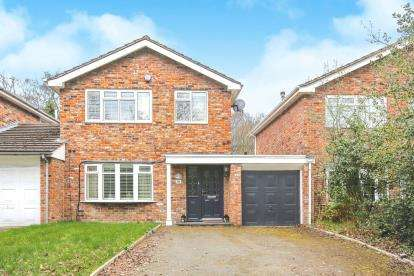 3 Bedrooms Detached House for sale in Osprey Drive, Wilmslow, Cheshire, .