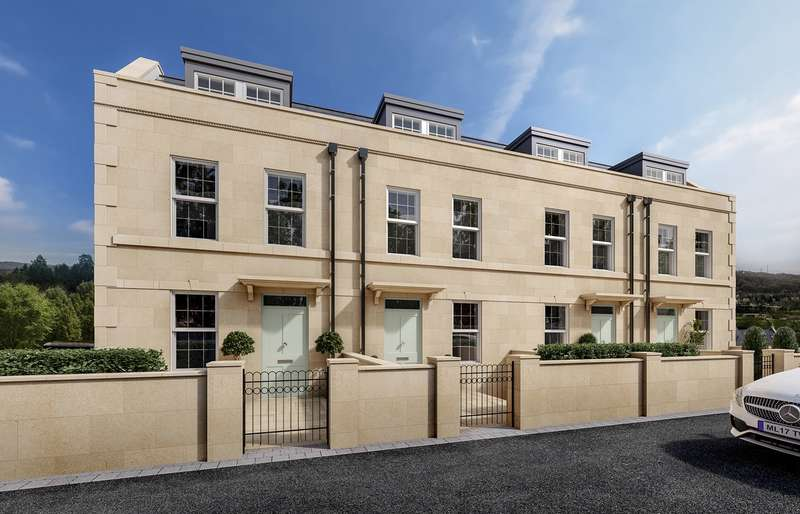 4 Bedrooms Terraced House for sale in London Road West, Bath, BA1