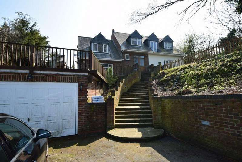 5 Bedrooms House for sale in Walmers Avenue, Higham, ME3
