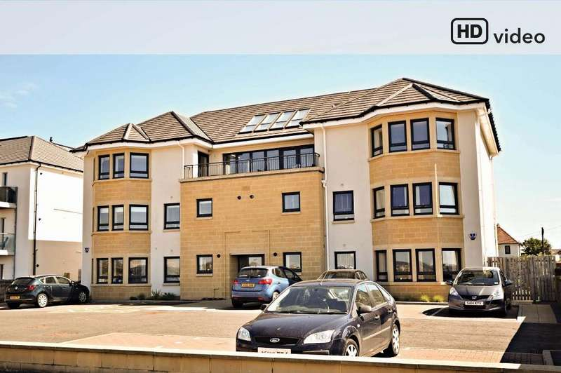 2 Bedrooms Flat for sale in Links Road , Prestwick, South Ayrshire , KA9 1QG
