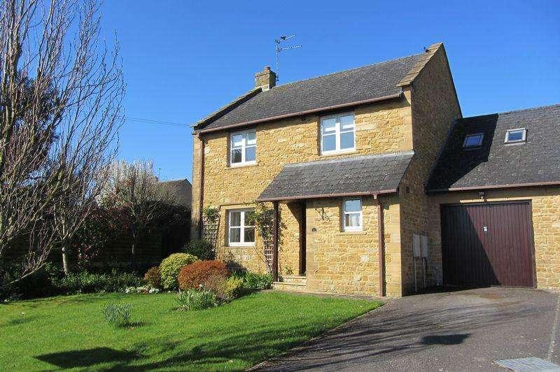 4 Bedrooms Detached House for sale in Osborne Place, Merriott