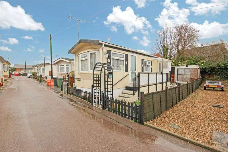 2 Bedrooms Mobile Home for sale in Berkeley Close, Mountsorrel, Loughborough, Leicestershire, LE12