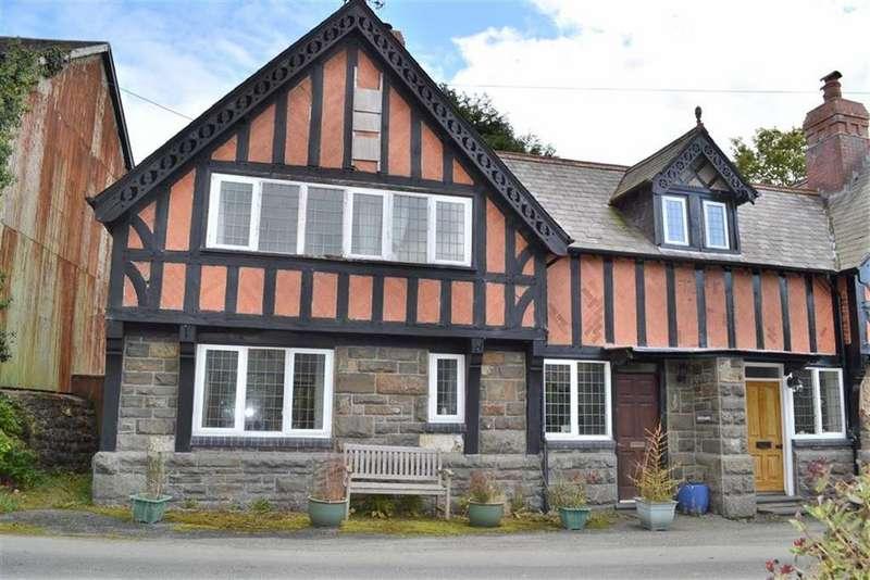3 Bedrooms Cottage House for sale in Bryn Awel, Bontdolgadfan, Llanbrynmair, Powys, SY19