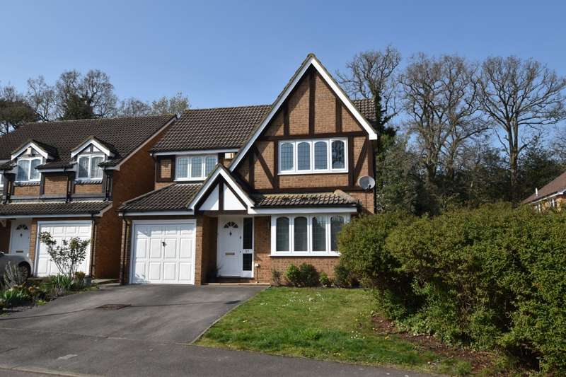 4 Bedrooms Detached House for sale in Groves Lea, Mortimer, Reading, RG7