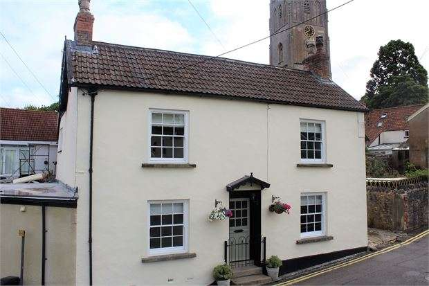 3 Bedrooms Cottage House for sale in Church Street, Banwell, North Somerset. BS29 6EA
