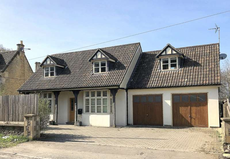 4 Bedrooms Cottage House for sale in Pickwick, Corsham
