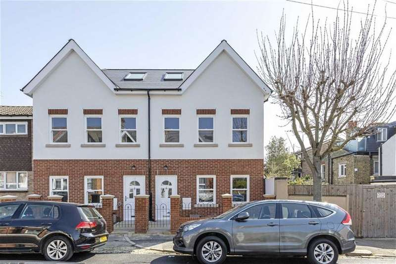 5 Bedrooms Semi Detached House for sale in Pendle Road, Furzedown, London
