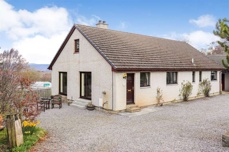 4 Bedrooms Equestrian Facility Character Property for sale in Achadh Nan Carn, Culbokie, Dingwall, IV7