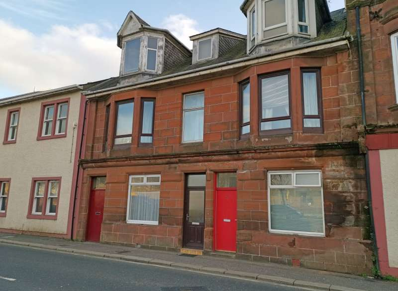 1 Bedroom Flat for sale in Flat G/L, 21, Vernon Street, Saltcoats, North Ayrshire