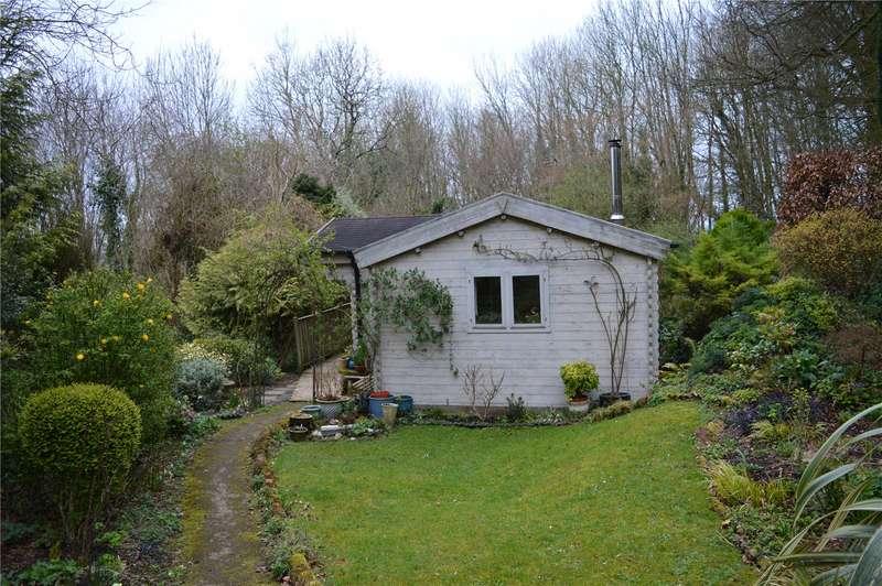 1 Bedroom Detached Bungalow for sale in Higher Chillington, Ilminster, Somerset, TA19