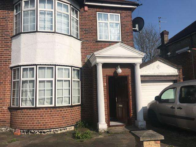 3 Bedrooms Semi Detached House for sale in Pentyre Avenue, Edmonton, N18