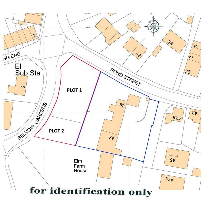 Plot Commercial for sale in Pond Street, Great Gonerby, Grantham NG31