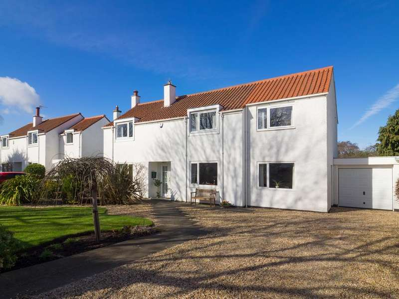 4 Bedrooms Detached House for sale in Campbell Road, Longniddry EH32